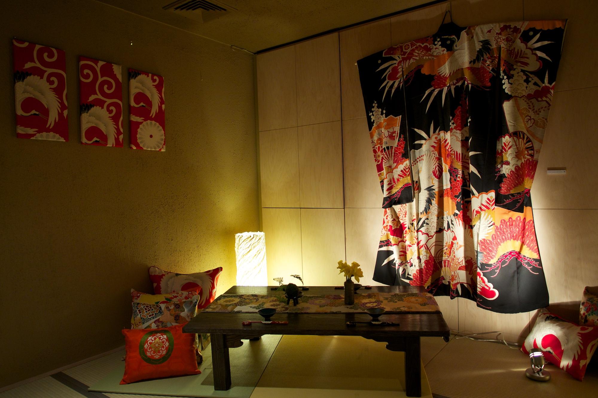 kimono | Green in the Box